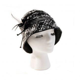 chapeaux automne/hiver en tissus